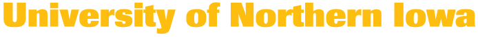 University of Northern Iowa homepage